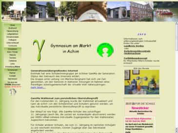 Gymnasium am Markt