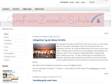 Graf-von-Zeppelin-Schule Ahlhorn