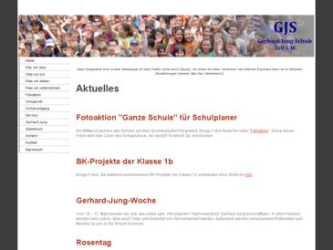 Gerhard-Jung-Schule Zell im Wiesental