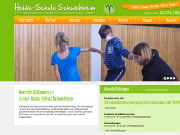 Heide-Schule zur Lernförderung