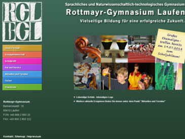 Rottmayr-Gymnasium Laufen