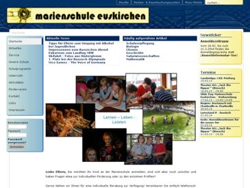 Städtisches Gymnasium Marienschule Euskirchen