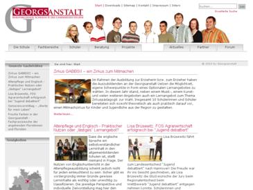 Georgsanstalt-Berufsbildende Schulen II des Landkreises Uelzen