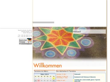 Bezirksschule Windisch