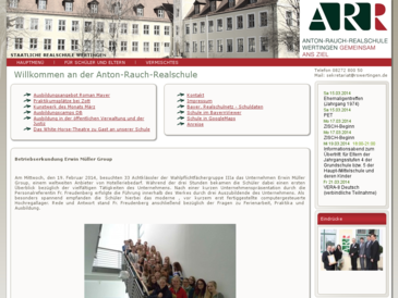 Anton-Rauch-Realschule Wertingen