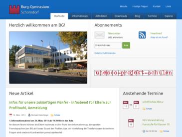 Burg-Gymnasium Schorndorf