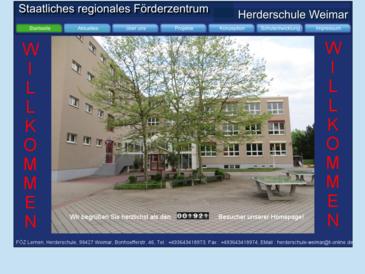Staatliches regionales Förderzentrum Herderschule Weimar