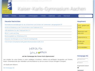 Kaiser-Karls-Gymnasium