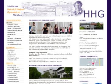 Heinrich-Heine-Gymnasium München