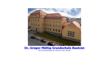 Dr.-Gregor-Mättig-Grundschule Bautzen