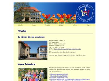 Grundschule Wallensen