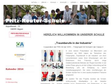 Fritz-Reuter-Schule Hagen