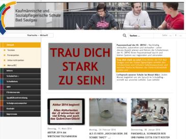 Kaufmännische und Sozialpflegerische Schule Bad Saulgau