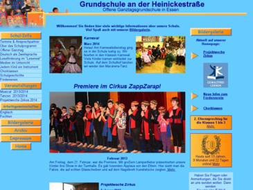 Schule an der Heinickestraße