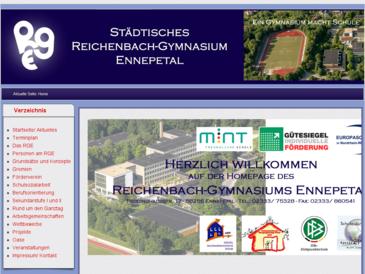 Reichenbach-Gymnasium Ennepetal