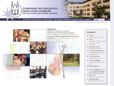 Gymnasium und Realschule Maria Stern Augsburg