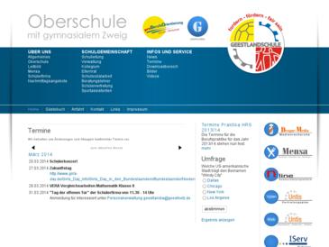 Geestlandschule Fredenbeck