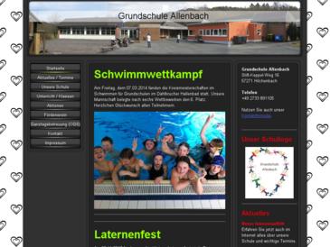 Grundschule Allenbach, Hilchenbach