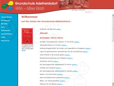 Grundschule Adelheidsdorf