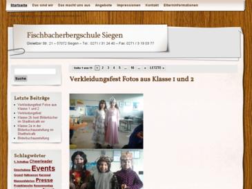 Fischbacherbergschule Siegen