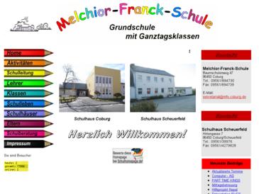 Melchior-Franck-Schule