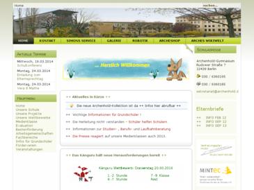 Archenhold-Oberschule