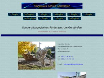 Franziskus-Schule Gersthofen