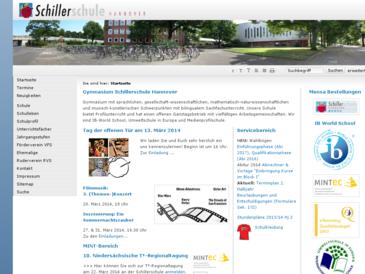 Gymnasium Schillerschule Hannover