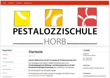 Pestalozzischule Horb