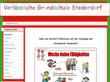 Verlässliche Grundschule Stederdorf