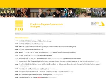 Friedrich-Eugens-Gymnasium