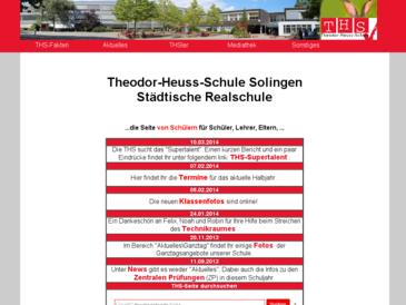 Theodor-Heuss-Schule Solingen