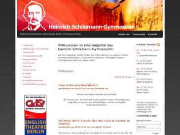 Heinrich-Schliemann-Oberschule