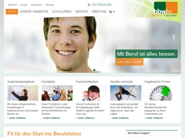 Ausbildung und Fachabitur an der bbw Akademie in Berlin
