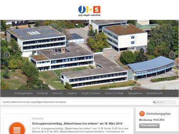 Jerg-Ratgeb-Realschule Herrenberg