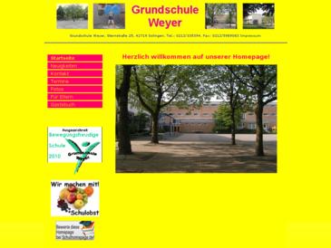 Grundschule Weyer