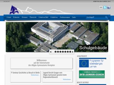 Allgäu-Gymnasium Kempten