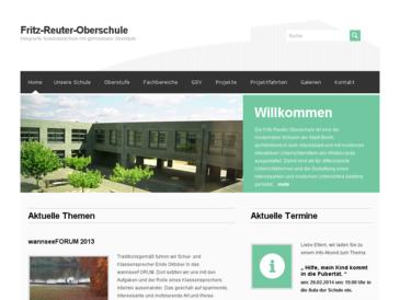 Fritz-Reuter-Oberschule Berlin