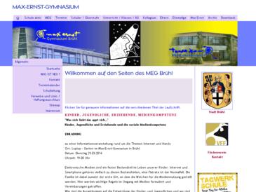 Max-Ernst-Gymnasium Brühl