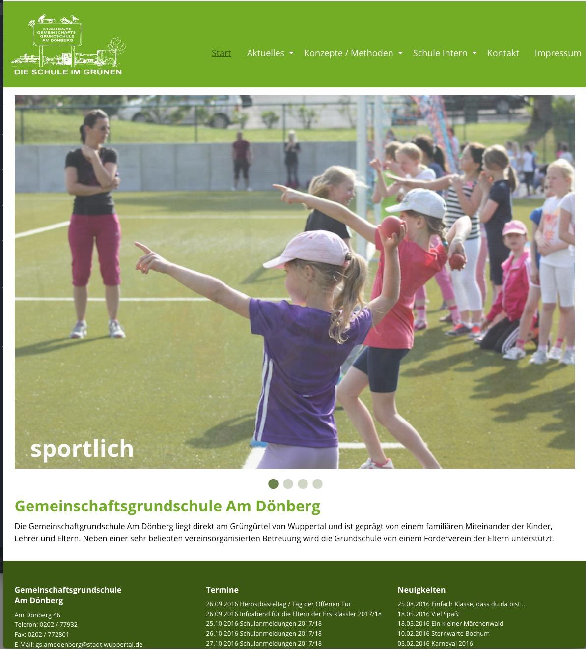"""Gemeinschaftsgrundschule """"Am Dönberg"""""""