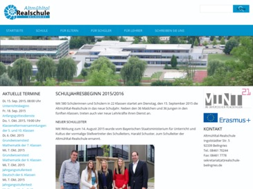 Altmühltal-Realschule Beilngries