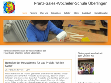 Franz-Sales-Wocheler-Schule Überlingen