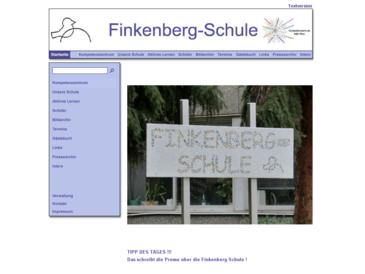 Finkenberg-Schule, Föderschule Lernen