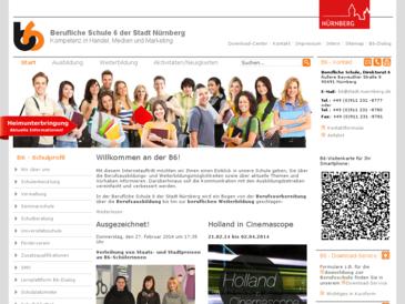 Städtische Berufsschule Direktorat 6 der Stadt Nürnberg