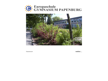 Europaschule Gymnasium Papenburg