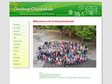 Overberg-Grundschule, Katholische Grundschule der Stadt Dortmund