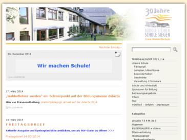 Rudolf Steiner Schule Siegen Freie Waldorfschule e.V.
