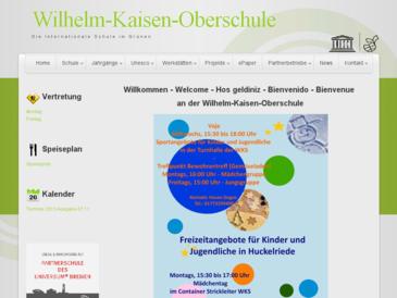 Wilhelm-Kaisen-Schule
