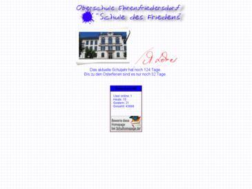 Schule des Friedens Ehrenfriedersdorf