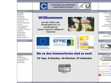 "Förderzentrum zur Lernförderung ""Johann Heinrich Pestalozzi"""